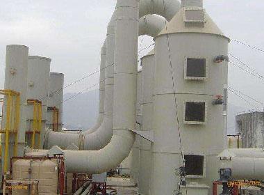 柏海环保分享工厂常见废气处理工艺